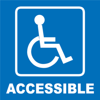 Accessible-handicape